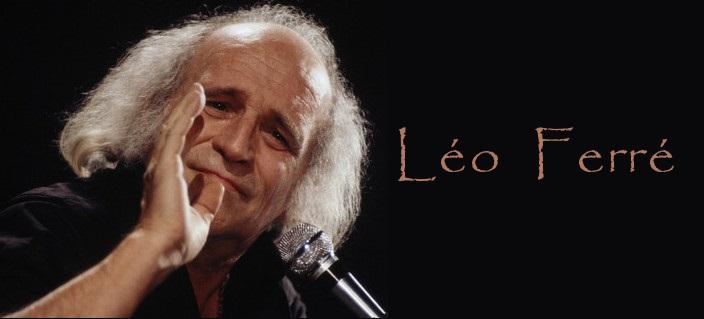 Léo Ferré 1ere Partie Orinoco