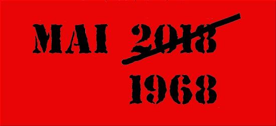 Mai 1968  (50 ans Déjà)